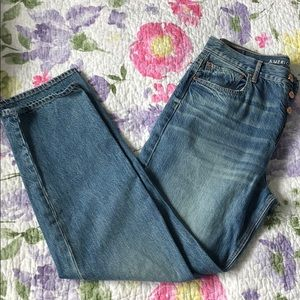 Vintage style American Eagle jeans